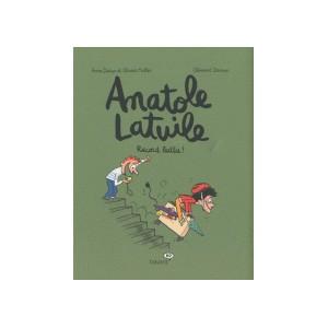 ANATOLE LATUILE T04 RECORD BATTU
