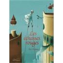 LES ECHASSES ROUGES - ALBUM GRAND FORMAT (AVEC AFFICHE)