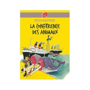 LA CONFERENCE DES ANIMAUX