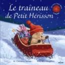 LE TRAINEAU DE PETIT HERISSON TOUT CARTON