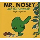 MR NOSEY AND THE BEANSTALK (GLITTER)