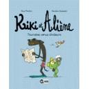 KIKI ET ALIENE, TOME 1 : TOURISTES VENUS D'AILLEURS