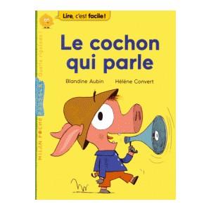 LE COCHON QUI PARLE
