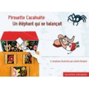 PIROUETTE CACAHUETE / UN ELEPHANT QUI SE BALANCAIT