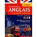 DICTIONNAIRE ANGLAIS HACHETTE OXFORD - COLLEGE
