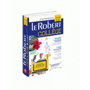 LE ROBERT COLLEGE + CARTE NUMERIQUE - 11-15 ANS 6EME - 3EME