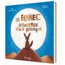 LE FENNEC AMOUREUX D'UNE PASTEQUE